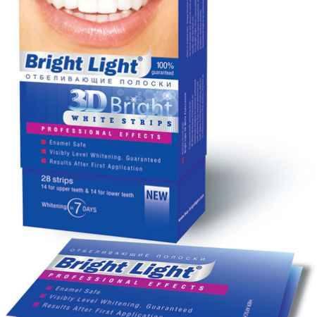 Купить Отбеливающие полоски для зубов Bright Light