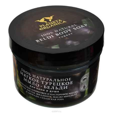 Купить Planeta Organica Мыло-бельди для бани и душа, мягкое, турецкое, 450 мл