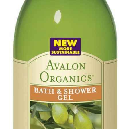Купить Avalon Organics Гель для ванны и душа