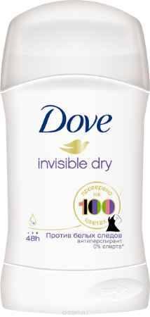 Купить Dove Антиперспирант карандаш Невидимый 40 мл