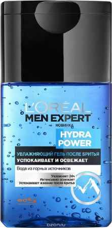 Купить L'Oreal Paris Men Expert Бальзам после бритья Me Hydra Power, 125 мл