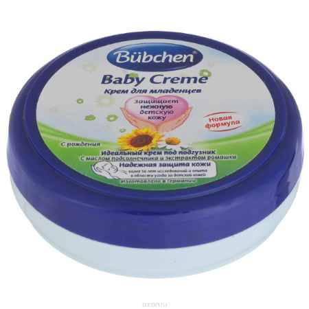 Купить Bubchen Крем под подгузник, с маслом подсолнечника и экстрактом ромашки, 20 мл