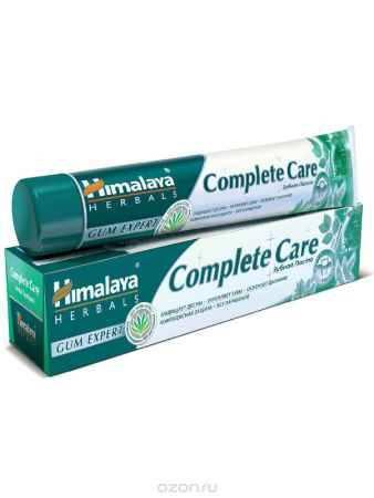 Купить Himalaya Herbals, Зубная паста для комплексной защиты зубов и десен Complete Care, 75мл
