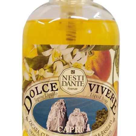 Купить Nesti Dante Жидкое мыло Capri -Капри 500 мл