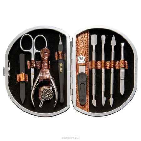 Купить Zinger Маникюрный набор профессиональный (9 предметов) zMSFE 1001-SM