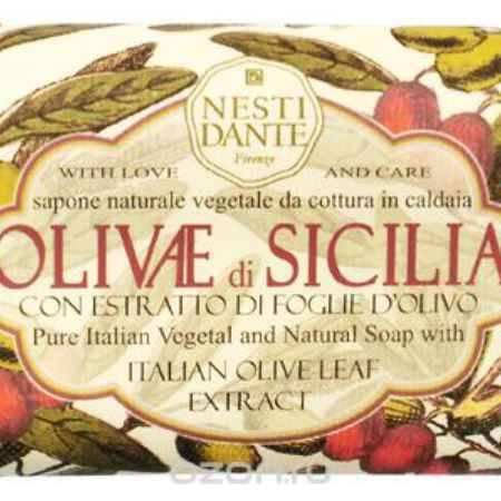 Купить Nesti Dante Мыло Olivae di Sicilia - Сицилийская олива 150г
