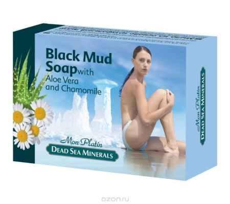 Купить Mon Platin DSM Мыло на основе натуральной грязи 125г