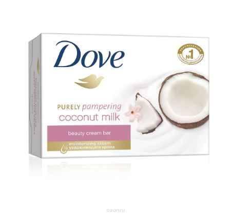 Купить Dove Крем-мыло Кокосовое молочко и лепестки жасмина 135 гр