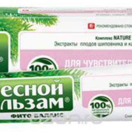 Купить Лесной Бальзам Зубная паста