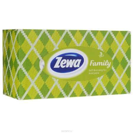 Купить Платки в коробке Zewa