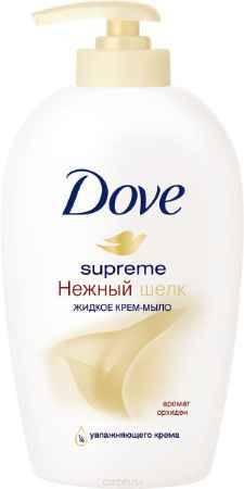 Купить Dove Жидкое крем-мыло Нежный шелк 250 мл