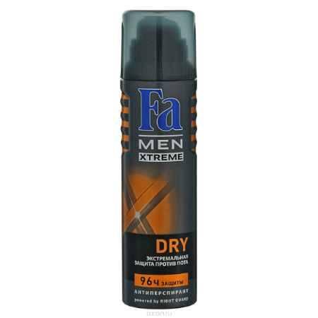 Купить FA MEN Xtreme Дезодорант-аэрозоль Dry, 150 мл