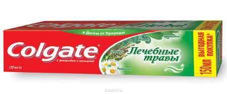 Купить Colgate Зубная паста Лечебные травы 150 мл
