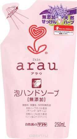 Купить Мыло жидкое для рук ''Arau'', сменный блок, 250 мл