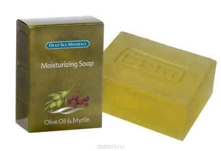 Купить Mon Platin DSM Увлажняющее мыло с оливковым и миртовым маслом 120г