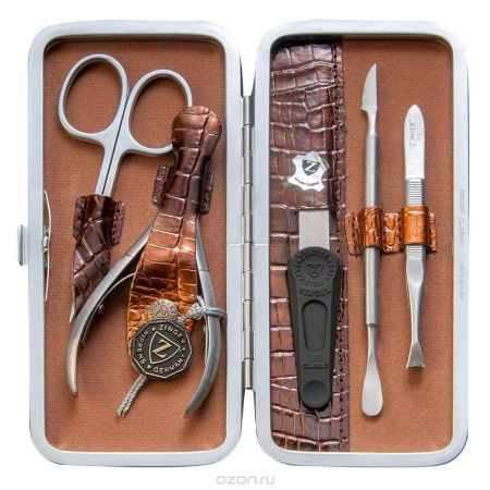 Купить Zinger Маникюрный набор профессиональный (5 предметов) zMSFE 501-SM