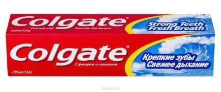 Купить Colgate Зубная паста Свежее дыхание 100 мл