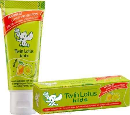 Купить Twin Lotus Детская зубная паста