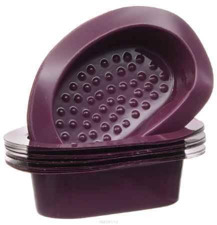 Купить CND Дополнительные чашечки для ванночки с подогревом, цвет: бордовый, 25 шт