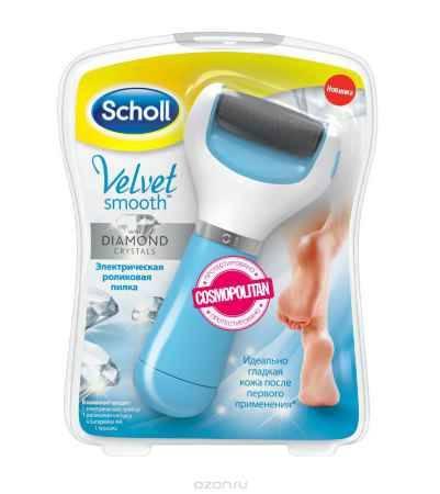 Купить Scholl Электрическая роликовая пилка