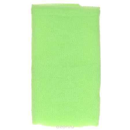 Купить Ohe Мочалка для тела, массажная, жесткая, цвет: зеленый