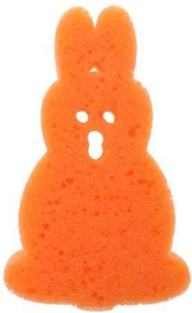 Купить Canpol Babies Губка для купания Заяц цвет оранжевый