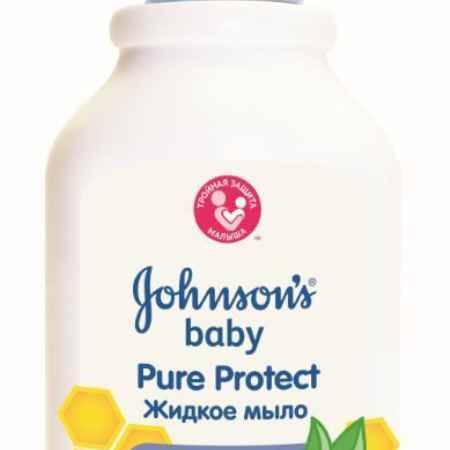 Купить Johnson's baby Pure Protect Жидкое мыло для рук 300 мл