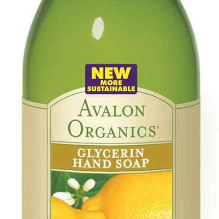 Купить Avalon Organics Глицериновое мыло для рук