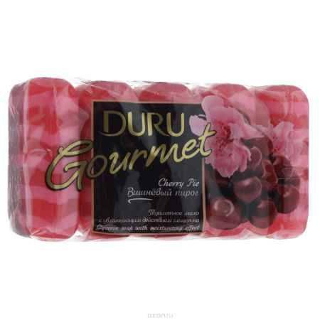 Купить Duru GOURMET Мыло Вишневый пирог 5*75г