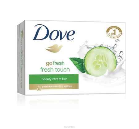 Купить Dove Крем-мыло Прикосновение свежести 135 г