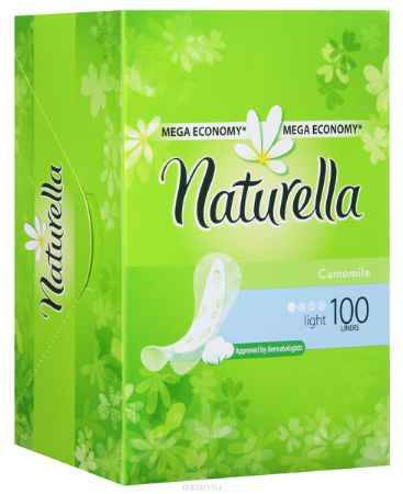 Купить Ежедневные прокладки Naturella