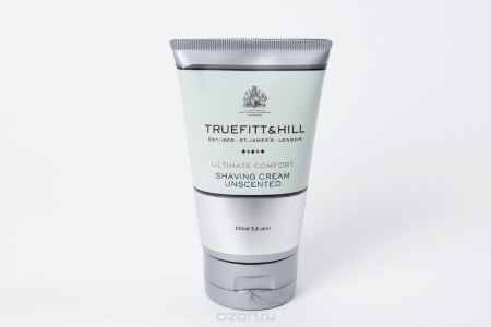 Купить Truefitt&Hill Крем для бритья ( в тюбике) Ultimate Comfort Shaving Cream 100 г.