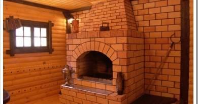 Строительные материалы для камина