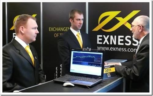 Компания Экснесс