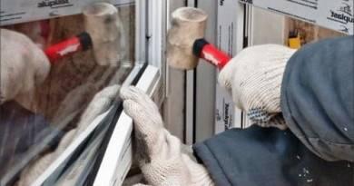 Как установить пвх окна