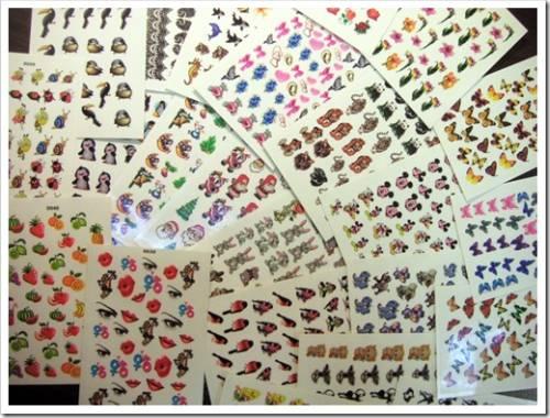 Наклейки для ногтей, как один из основных инструментов мастера создания эффектного маникюра