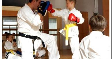 Какой вид спорта выбрать для мальчика?