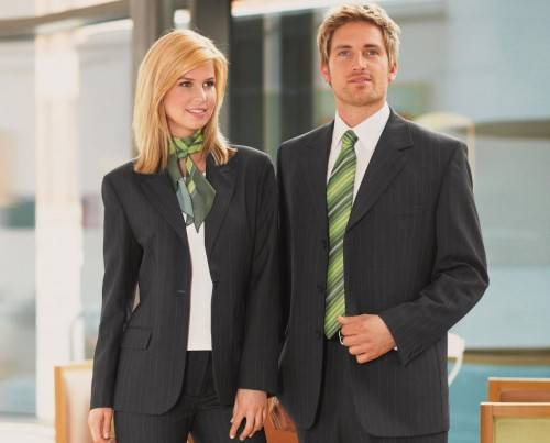 Фирменный стиль в одежде