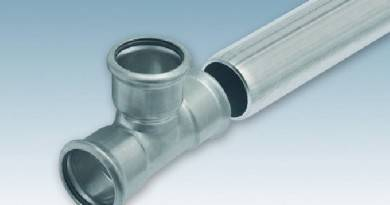 Как соединить металлические трубы