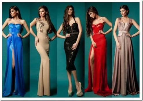 Подбор вечернего платья