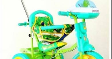Почему покупка трёхколёсного велосипеда обоснованна?