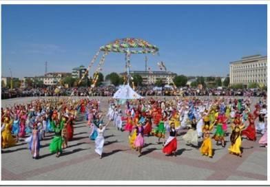 Как отдыхают в августе в Казахстане?