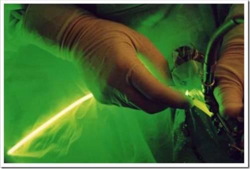 Положительные аспекты лазерной вапоризации