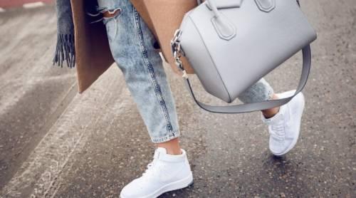 Виды женских кроссовок