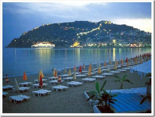 Наиболее привлекательные курортные города турецкого побережья