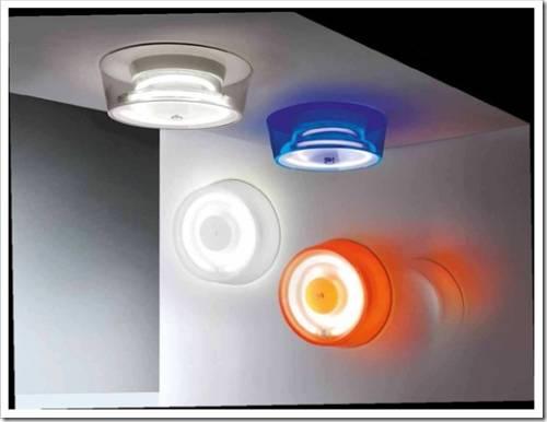 Критерии выбора настенно-потолочных светильников