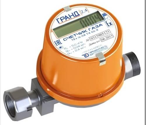 Использование счетчиков газа и их преимущества