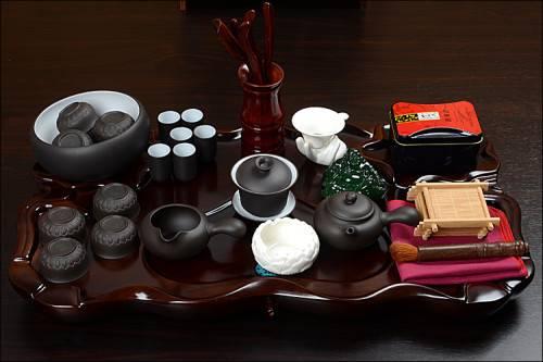 посуда для чайной церем