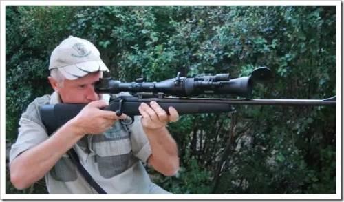 Пристрелка оптического прицела – как не ошибиться?