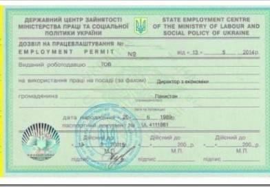 Как получить разрешение на трудоустройство для иностранца?